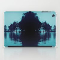 finland iPad Cases featuring Finland Mysteries by Onaaa