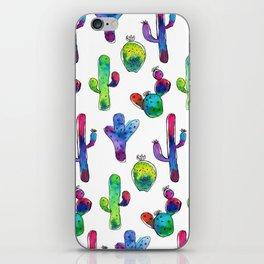 Rainbow Catci iPhone Skin