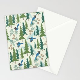 Sierra Forest Stationery Cards