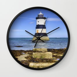 Penmon Lighthouse Wall Clock