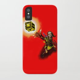 You found the Magical Box! iPhone Case