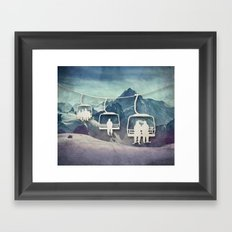 Lift Me Up Framed Art Print