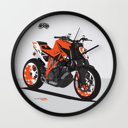 Super Duke 1290 Wall Clock