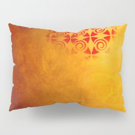 Pattern in a sandstorm Pillow Sham