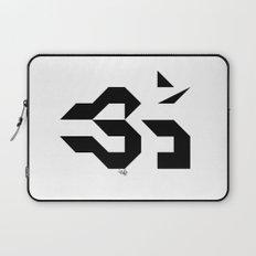 OM - Sweet Vibrations Laptop Sleeve