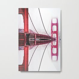 Golden Gate bridge, San Francisco, USA Metal Print