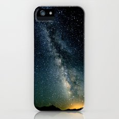 The Milky Way iPhone SE Slim Case