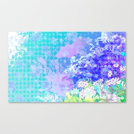 Beauty in Bloom Canvas Print