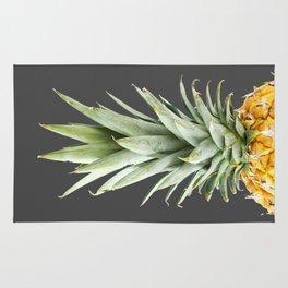 Dark pineapple Rug