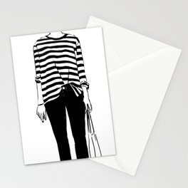Tucked Stationery Cards