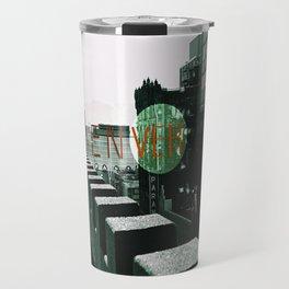 Denver Poster Travel Mug