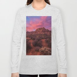 Sunrise at Red Rock Long Sleeve T-shirt