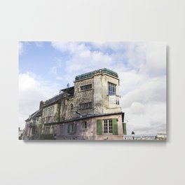 Montmartre Paris Metal Print