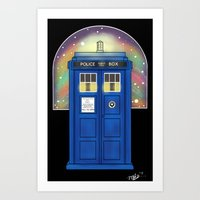 The Sexiest Ship In The Universe Art Print