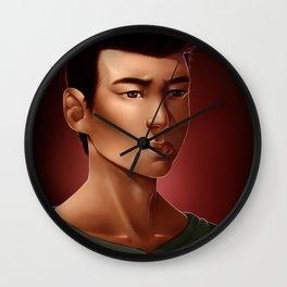 Frank Zhang Wall Clock