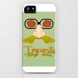 Impasta iPhone Case