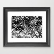 A Walk in the Clouds #4 Framed Art Print