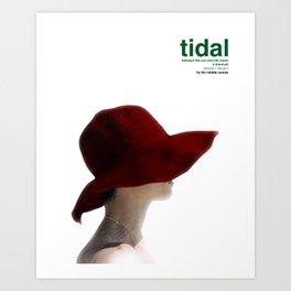 Tidal - Volume 1 Issue 1 Cover Art Print