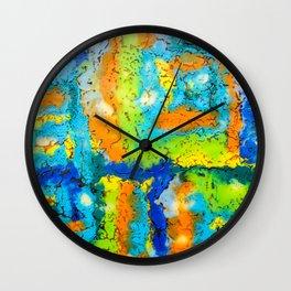 Retro memories Wall Clock