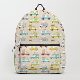 Food Trucks Backpack