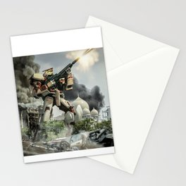 Astray Shooting Stationery Cards