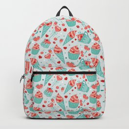 Valentine's sweets - Pastel Backpack