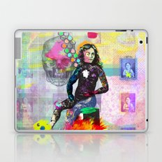 You can be dead to me now Laptop & iPad Skin