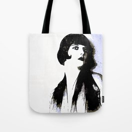 LOUISE BROOKS:  MY LOVE IS ALL I HAVE TO GIVE Tote Bag