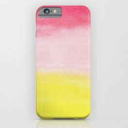 Watercoulor iPhone Case