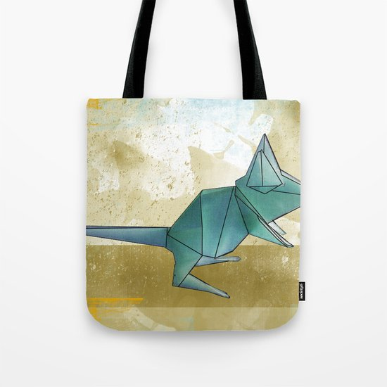 paper mouse Tote Bag