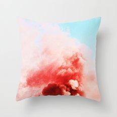 Candy Smoke #society6 #decor #buyart Throw Pillow