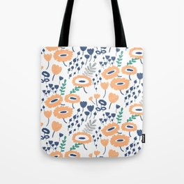 Sofia Patterns Tote Bag