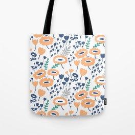 Sofia Patterns Tote Bag