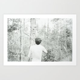 Survive Art Print