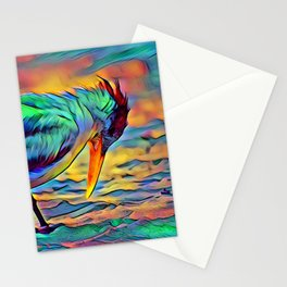 Where is my Worm? Stationery Cards