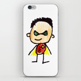 Superhero 2 iPhone Skin