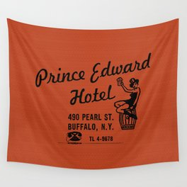 the Prince Edward Hotel Wall Tapestry