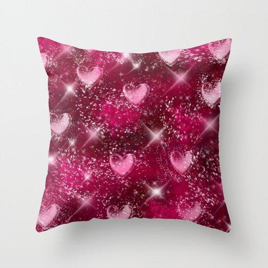 Valintine Throw Pillow