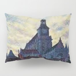 La Cathédrale de Gisors, Paris by Maximilien Luce Pillow Sham