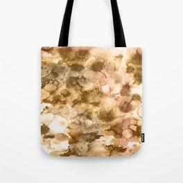 Woodland - Mixed media ink painting Tote Bag