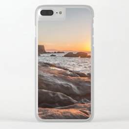 Spring smell Clear iPhone Case