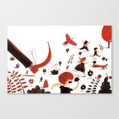 The Selfish Giant Canvas Print