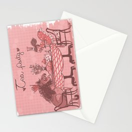 Tea Party! Stationery Cards