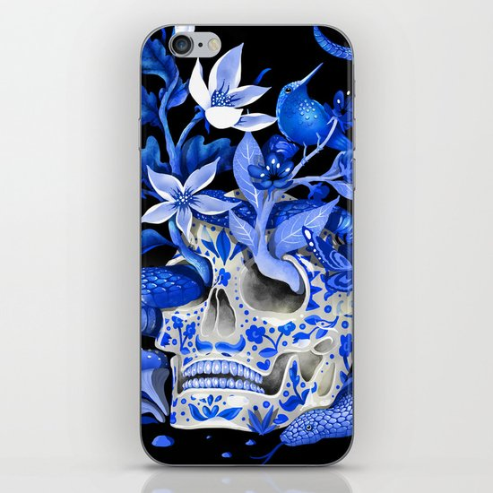 Beauty Immortal iPhone & iPod Skin