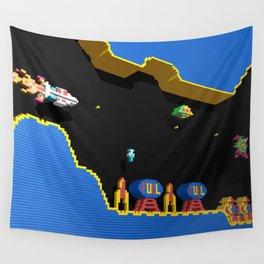 Inside Scramble Wall Tapestry