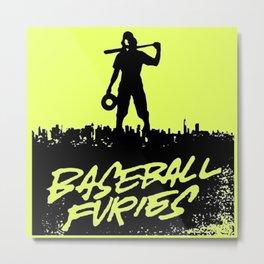 The Warriors (1979) - Baseball Furies Gang Metal Print