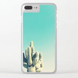 SUARGO III Clear iPhone Case