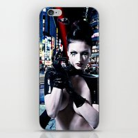 android iPhone & iPod Skins featuring Android Dreams by Danielle Tanimura