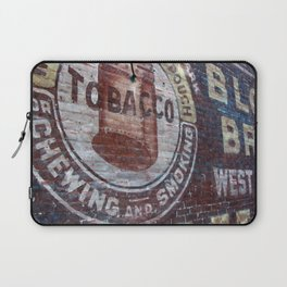 West Virginia Tobacco Laptop Sleeve