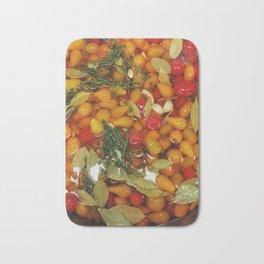 Tomatoes Bath Mat